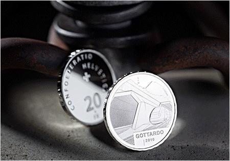 20 Fr Sonder Münzen