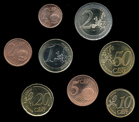 Euro Münzen Lettland Ganzer Satz Lose